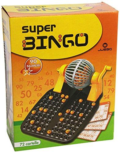 Juego - Ju00333 - Jeu De Société - Super Bingo