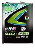 elf ( エルフ ) エンジンオイル【MOLYGRAPHITE ALLEZ SUPER ECO】0W-20 (4L) 187021【HTRC3】