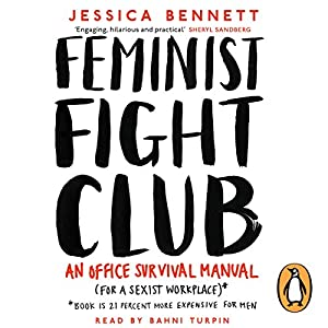 Feminist Fight Club Audiobook