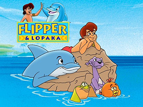 Flipper & Lopaka on Amazon Prime Instant Video UK