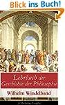 Lehrbuch der Geschichte der Philosoph...