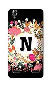 SWAG my CASE Printed Back Cover for Lenovo A6000