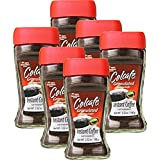 Colcafe Instant Coffee. 3.52 oz. Pack of 6