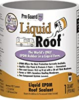 Liquid Roof RV Roof Coating & Repair 5 Gallon