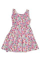 Kate Mack Girl's 2-6X Up Up And Away Scuba Dress - Multi