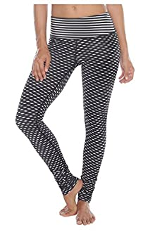 WITH Women's Leggings Rhombus Small