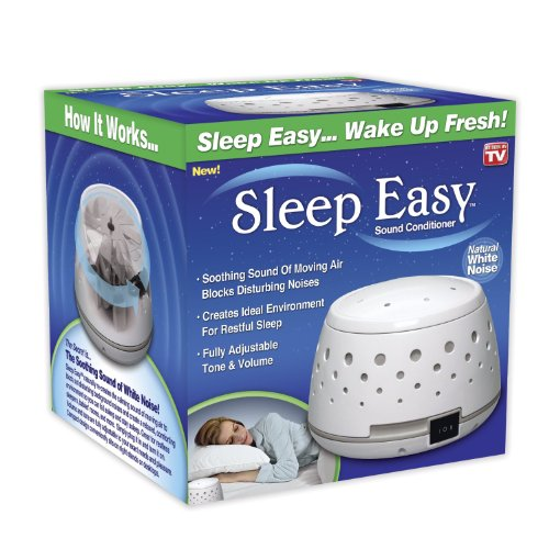 Sleep Easy Sound Conditioner, White Noise Machine