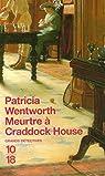 Meurtre à Craddock House par Wentworth