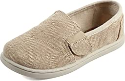 Toms Avalon Slip-Ons Natural Burlap 10004730 Tiny 6