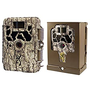 Browning Spec Ops XR Trail Camera with Browning Trail Camera Security Box