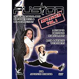 Fusion - Extreme Martial Arts Advanced Volume 1: Hand Techniques & Kicks