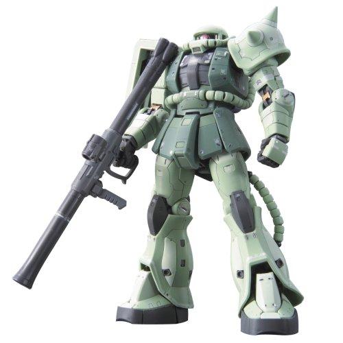 RG 1/144 MS-06F量産型ザク (機動戦士ガンダム)