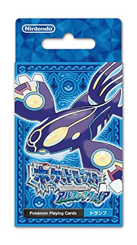 Pokemon Primal Kaiorga Playing Cards - 1