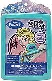 Disney Frozen Fashion Rubbing Plates