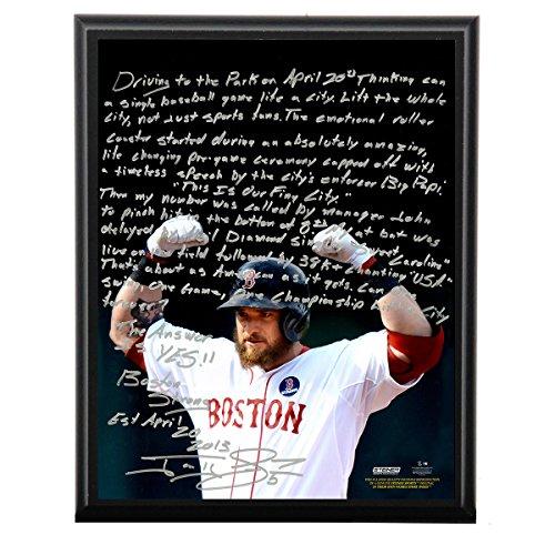 boston-red-sox-jonny-gomes-facsimile-boston-strong-metallic-8x10-story-plaque