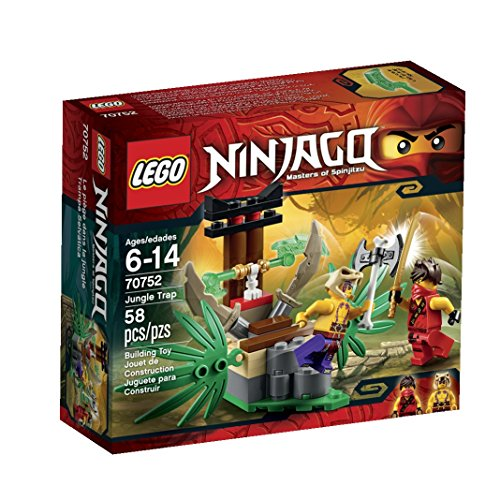 LEGO Ninjago Jungle Trap - 1