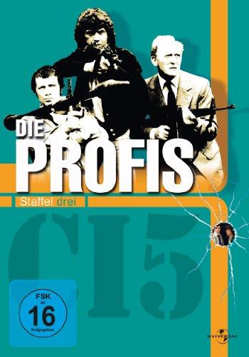 Die Profis - Staffel drei [4 DVDs]
