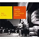 Theatre Des Champs-Elysees Kid Ory