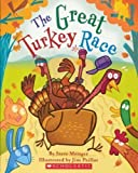 The Great Turkey Race (0439859301) by Steve Metzger