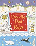 img - for Usborne Doodle Pad for Boys book / textbook / text book