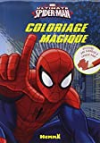 Marvel Ultimate Spider-man - Coloriage magique...