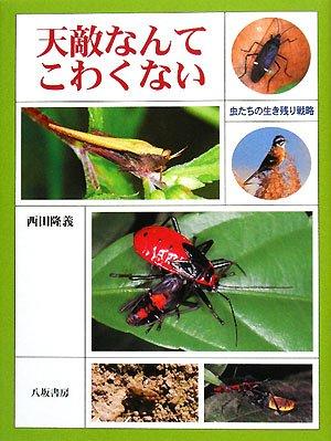 天敵なんてこわくない―虫たちの生き残り戦略