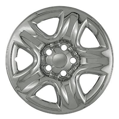 "Bully Imposter IMP-42X, Toyota, 16"" Chrome Replica Wheel Cover, (Set of 4)"