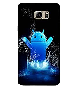 ColourCraft Cartoon Design Back Case Cover for SAMSUNG GALAXY NOTE 7