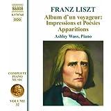 Liszt : intégrale de l'oeuvre pour piano, vol. 32