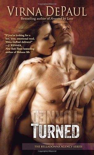 Image of Turned: The Belladonna Agency Series