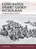 img - for Long Range Desert Group Patrolman: The Western Desert 1940-43 (Warrior) book / textbook / text book