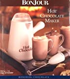 Bonjour Hot Chocolate Maker Cylinder Design