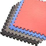 Martial Arts (1/2 Inch Thick) We Sell Mats Yoga Pilates Anti-fatige Interlocking EVA Foam Flooring-each Tile 2...