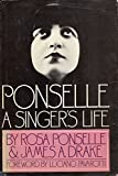 img - for Ponselle: A Singer's Life by Rosa Ponselle (1982-09-03) book / textbook / text book