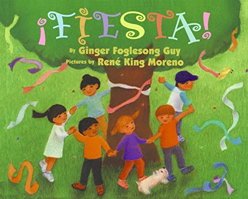Fiesta! Board Book (Spanish Edition) PDF