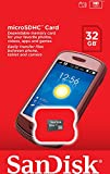 Sandisk SDSDQ-032G 32 GB microSD High Capacity (microSDHC) SDSDQ-032G Flash Memory