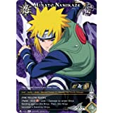 Minato Namikaze [The Yellow Flash] Super Rare N-1122 Naruto Shippuden Collectible Card