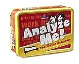 Analyze Me! Card Game - Includes Bonus Deck of Cards!