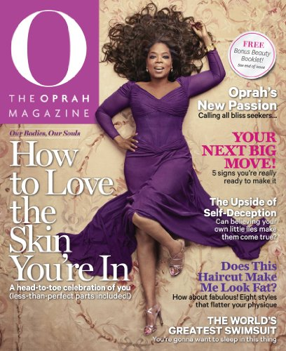 O, The Oprah Magazine (1-year auto-renewal)