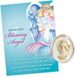 Angelstar 8707 Blessing Angel Worry Stone, 1-1/2-Inch