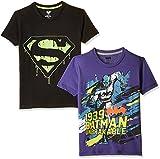 Kidsville Boys' T-Shirt (SP1KB05_Multi_13 - 14 years)(Combo Pack - 2)