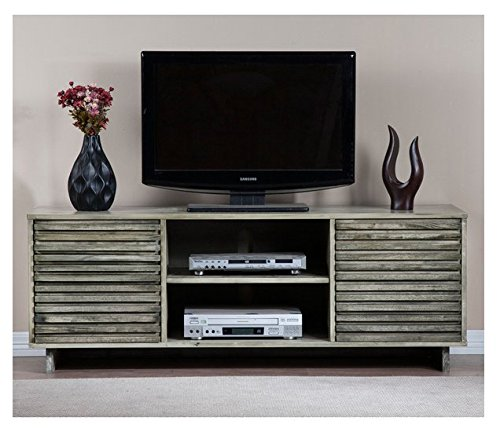 Contemporary Rustic Entertainment Center (Entertainment Center Rustic compare prices)