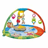 Cool Chicco Bubble Gym Baby Playmat with accompanying Set of 10 KiddiSafe Door Stoppers