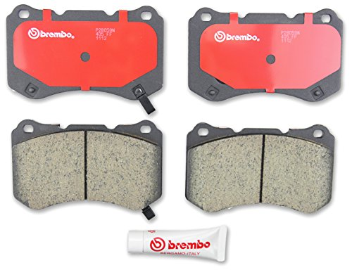 Brembo P28059N Front Disc Brake Pad (Brembo Brake Pads compare prices)