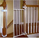 Stairway Gate Installation Kit (K12) by KidCo