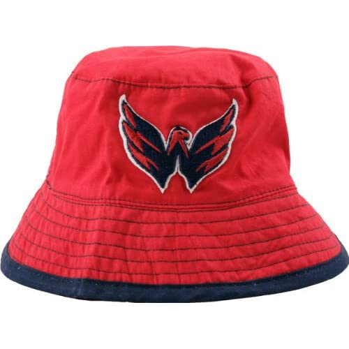 Amazon.com: Washington Capitals Infant Red New Era Teammate Bucket Hat