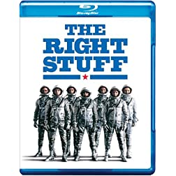 Right Stuff [Blu-ray]