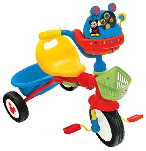 Disney Micky Maus Dreirad Fahrrad Laufrad Kinderrad Kinderfahrrad Kinderdreirad