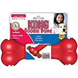 Kong Dog Goodie Bone Color:Red Size:Medium Packs:Pack of 2