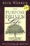img - for The Purpose Driven Life book / textbook / text book